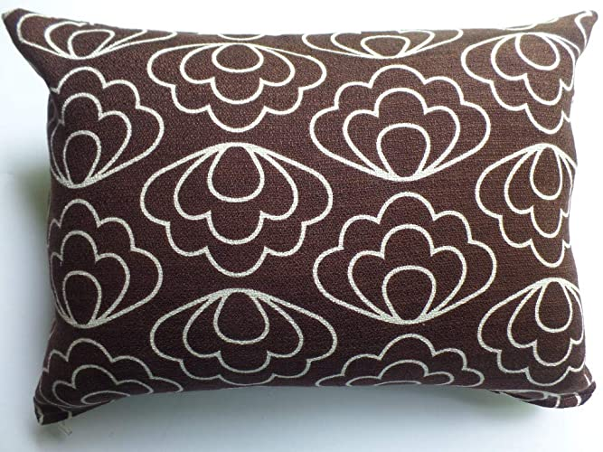 Amazoncom Decorative Throw Pillow Removable Cover Zipper Closure