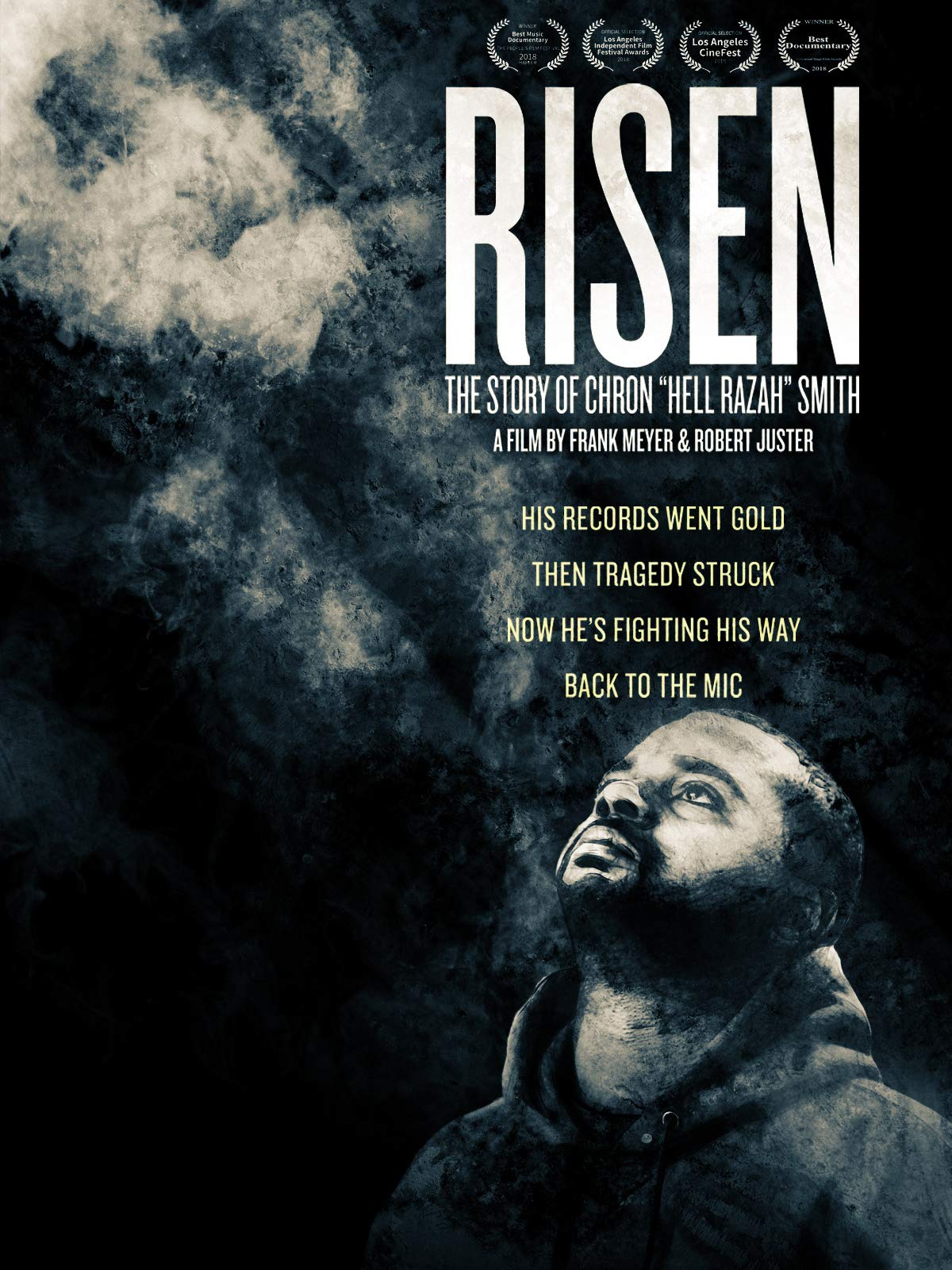 "Risen: The Story of Chron ""Hell Razah"" Smith on Amazon Prime Video UK"
