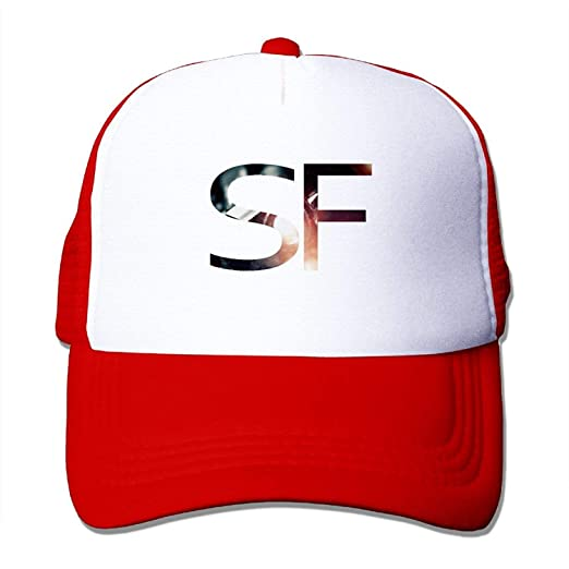Amazon.com  ABOUtshoc Summer Flexfit Trucker Mesh Cap 1f6019505