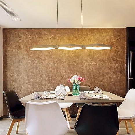 Lampadari Moderni Sala Da Pranzo.Shuang Lampada A Sospensione Semplice Tre Lampadari Moderno