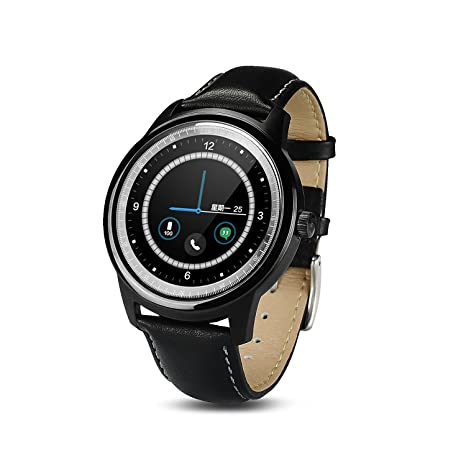 Amazon.com: dm365 Smart Watch Bluetooth Smartwatches Correa ...