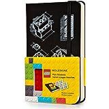 Moleskine LEGO Limited Edition Notebook II, Pocket, Plain, Black, Hard Cover (3.5 x 5.5) (Moleskine Limited Edition)