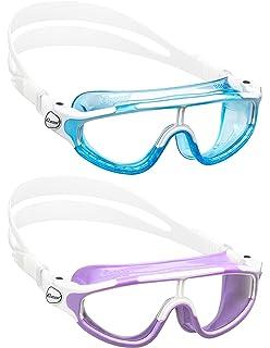 Amazon.com : Speedo 3 Pack Adult Swimming Goggles 2019 ...