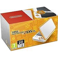 Nintendo 2Ds Xl White Orange (Ntsc)