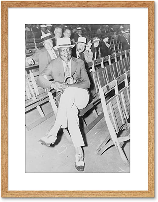 JACK JOHNSON BOXER CIGAR COOL NEW Poster Picture Vintage Canvas art Prints