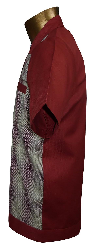 1950/1960 Rockabilly, bowling, danza, camicia mens epoca (Large):  Amazon.it: Abbigliamento