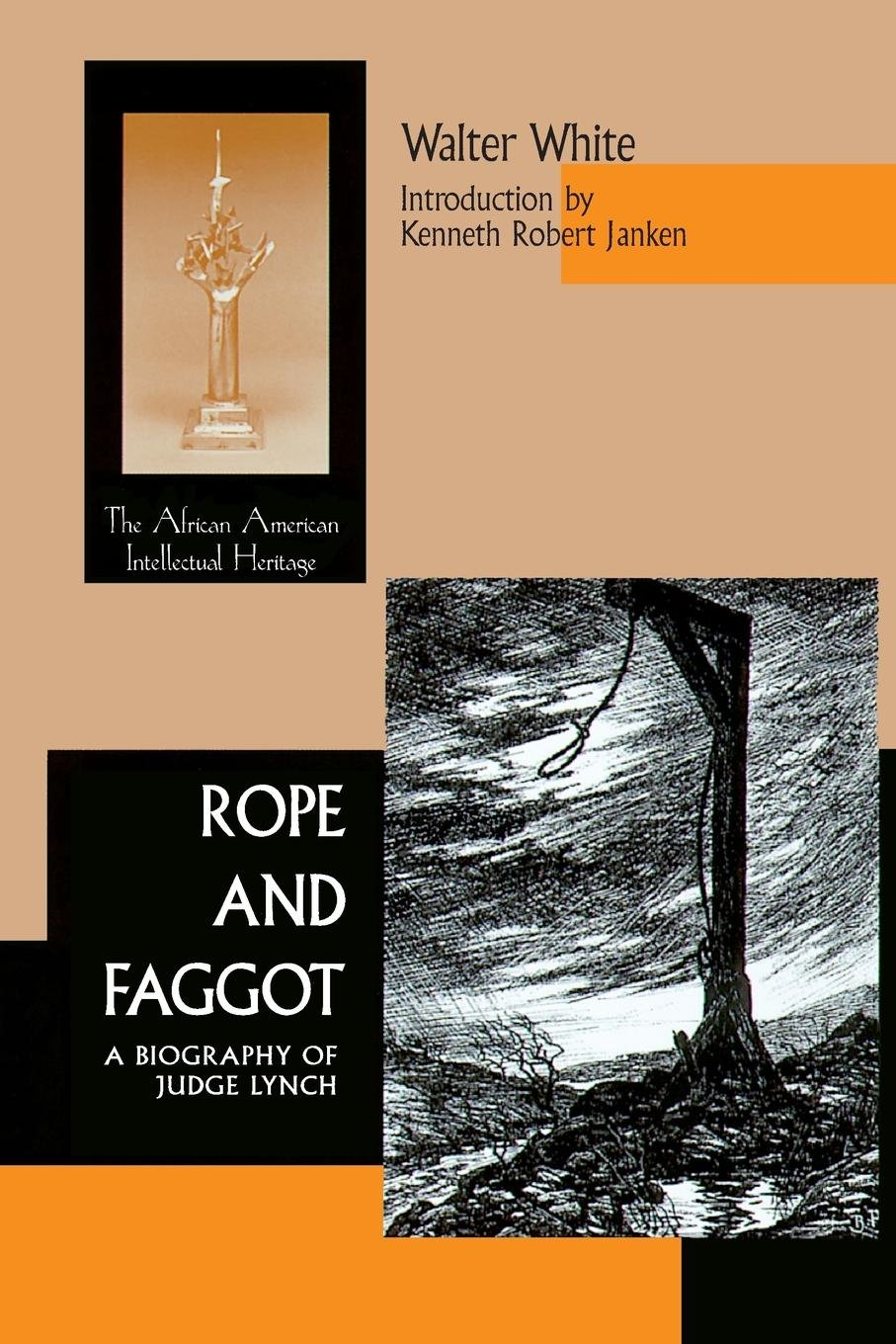 Read Online Rope and Faggot: A Biography of Judge Lynch (African American Intellectual Heritage) pdf