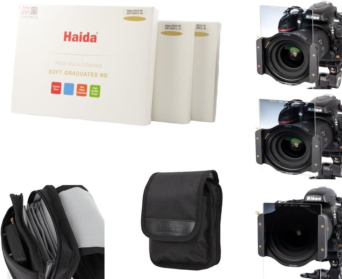 Haida Nanopro Mc Optical 150 Mm X 100 Mm Gnd Soft Edge Kamera