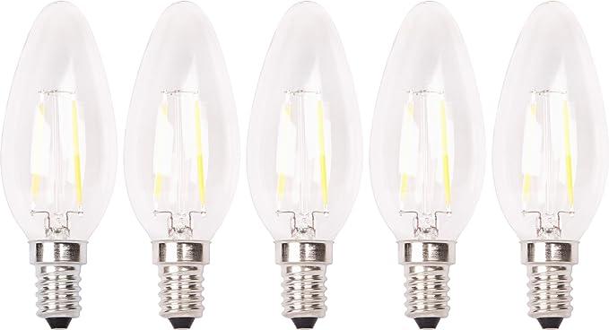 W Lite W200 Incandescence Led ChaudXq1402E142 Xq LmBlanc E14–2 Wattsw Ampoule Remplace À Bougie 20 Filament 8kO0nPw