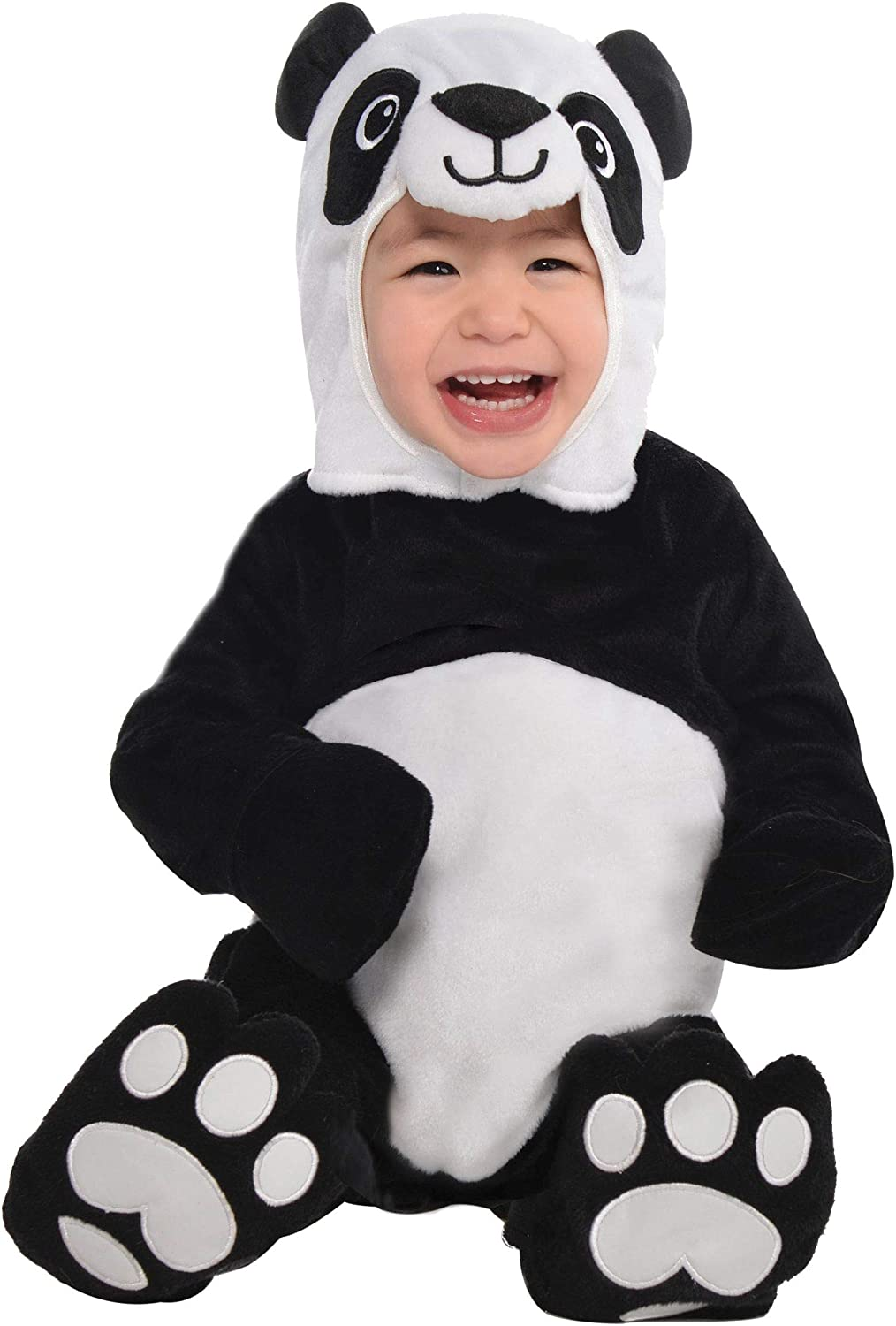 Dress Up Precious Panda disfraz de bebé, 0 – 6 meses: Amazon.es: Bebé