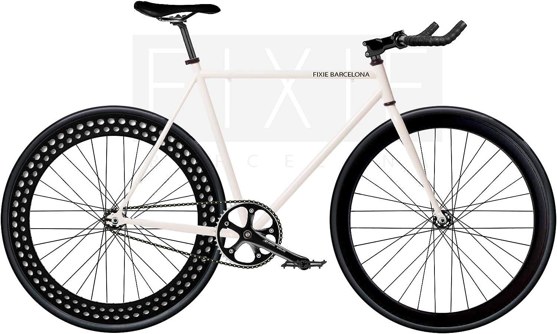 <br /> Bicicleta FIX7 Light-56cm Contrapedal