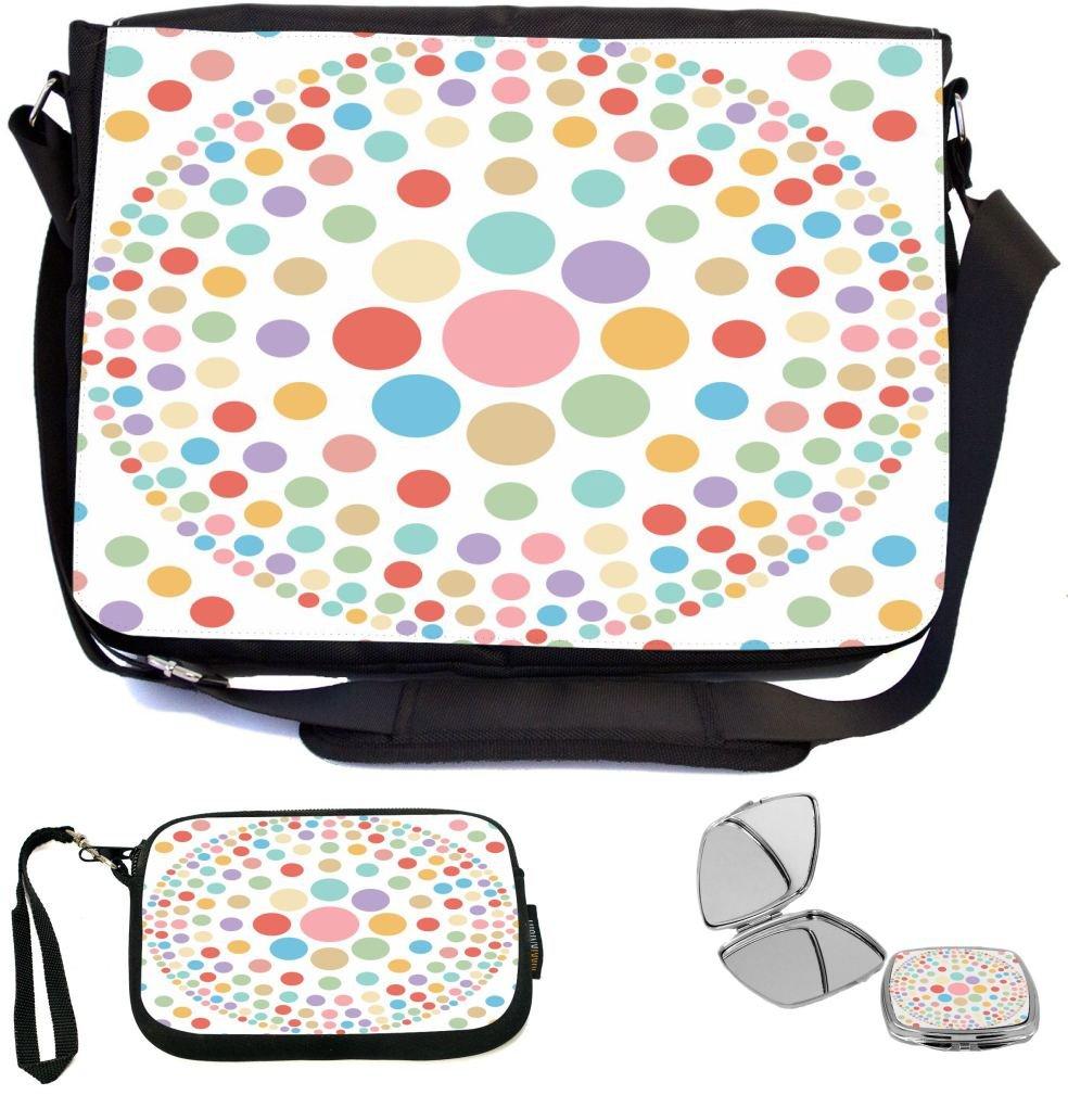 Futong Huaxia Guess What Dog Travel Messenger Bags Handbag Shoulder Bag Crossbody Bag Unisex