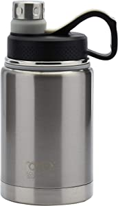 Rove Stainless Steel Unlimited Water Bottle Collection- Double Wall Vacuum Insulated Leak Proof, 32 Ounce Unlimited Water Bottle (Stainless Steel)
