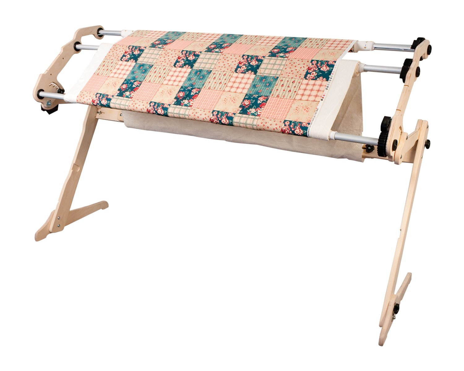 Grace Start-Right EZ3 No-Baste Hand Quilting Frame Free Shipping ...