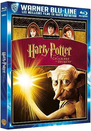 Harry Potter Et La Chambre Des Secrets BluRay AmazonFr Daniel