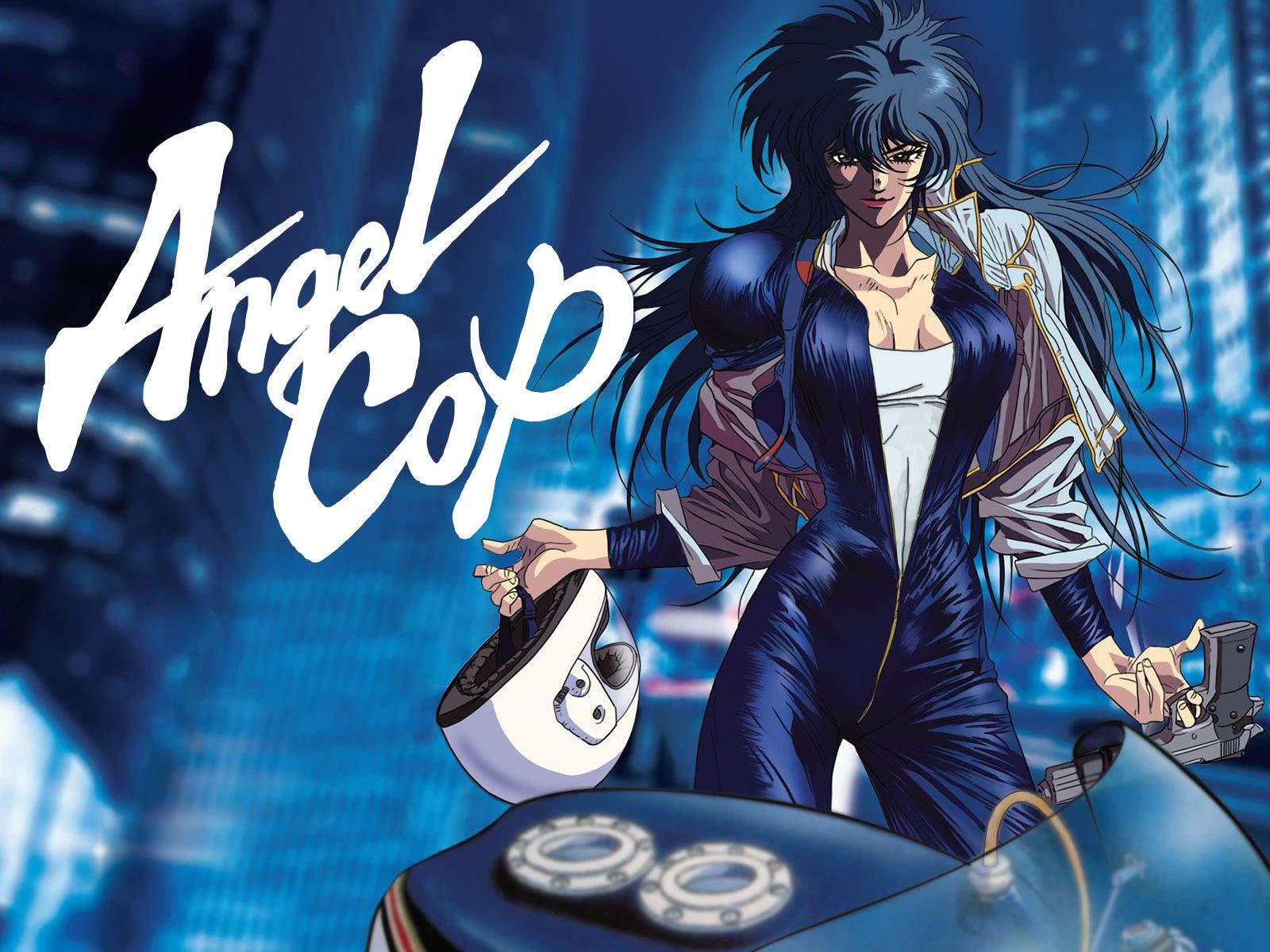 Watch Angel Cop Prime Video