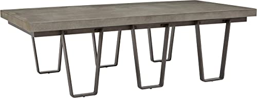 Pulaski Concrete Top Coffee Table Accents, Grey