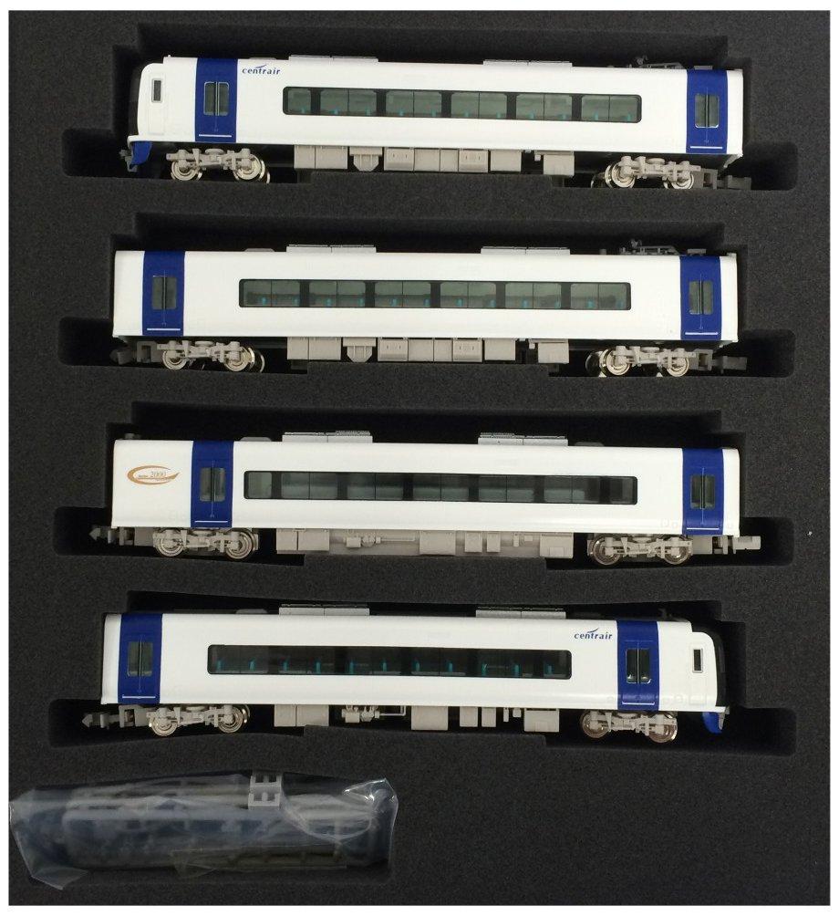 Nゲージ 4051 名鉄空港特急「ミュースカイ」2000系 増備車4輛基本 (塗装済完成品) B0012NQR9C
