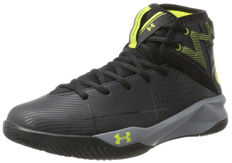 save off e9572 fad95 Under Armour Men's's Ua Rocket 2 Basketball Shoes