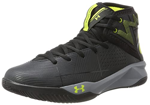 26d3986cdd28 Under Armour Men s s Ua Rocket 2 Basketball Shoes  Amazon.co.uk ...