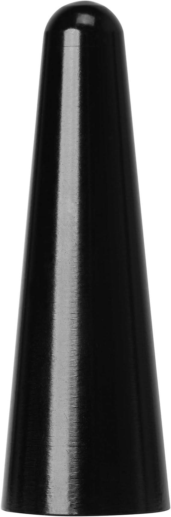 4 8cm High End Antenne Nur Für Den Neuen Seat Ibiza Ab Bj Juni 2017 17mm Perfekte Passgenauigkeit Am Antennenfuß Antennenübergang Waschanlagenfeste Antenne Auto