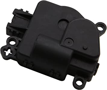 K021A HVAC Air Door Actuator Heater A//C Temperature Blend Unit Replacement for Chrysler 300 Jeep Compass//Patriot Replace 68000495AA 68000494AA Dodge Caliber//Challenger // Charger//Magnum