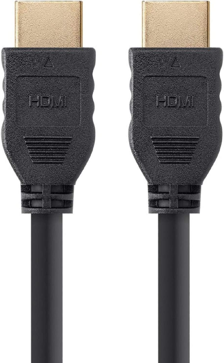 amazon com monoprice 113781 high speed hdmi cable 10 feet black no logo 4k 60hz hdr 18gbps yuv 4 4 4 30awg cl2 commercial series home audio theater monoprice 113781 high speed hdmi cable 10 feet black no logo 4k 60hz hdr 18gbps yuv 4 4 4 30awg cl2 commercial series