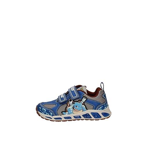 E Bambino 014bu Sneakers J8294c 25amazon Itscarpe Borse Geox Blu 4ARj35L