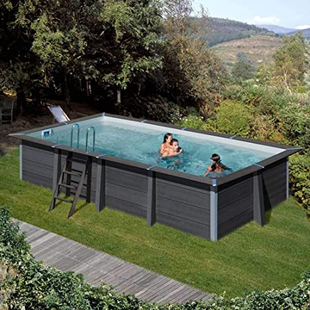 Piscina desmontable gre