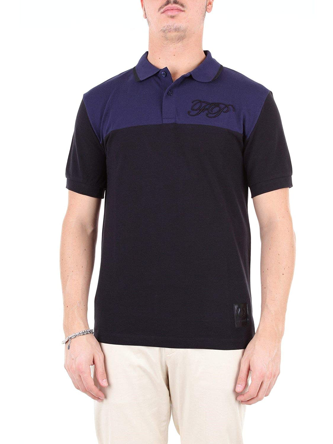 Fred Perry Luxury Fashion Hombre SM5133102 Azul Polo | Temporada ...