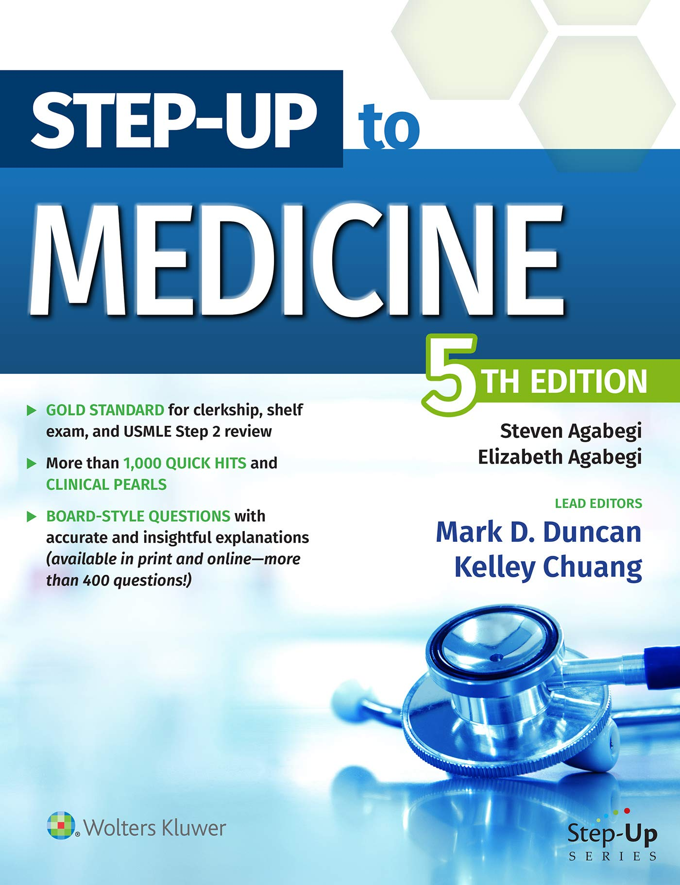 Step-Up to Medicine (Step-Up Series) by LWW