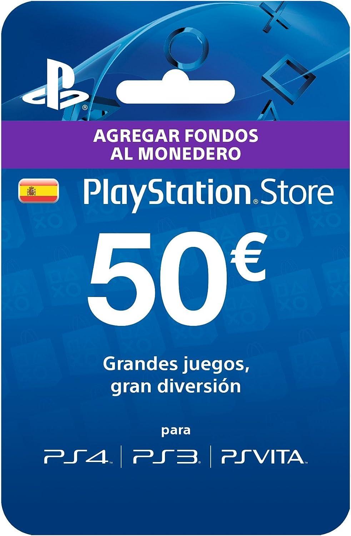 Sony - Tarjeta Prepago 20€ (Código Digital): Sony: Amazon.es: Videojuegos