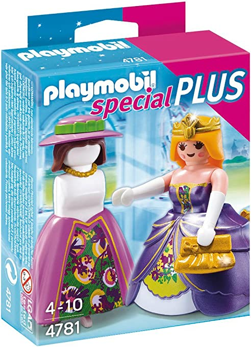 Playmobil Princess With Mannequin Playset Building Sets Amazon Canada