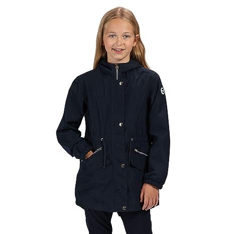 3383d7d71 Regatta Children s Tamora Waterproof and Breathable Fishtail Hem ...