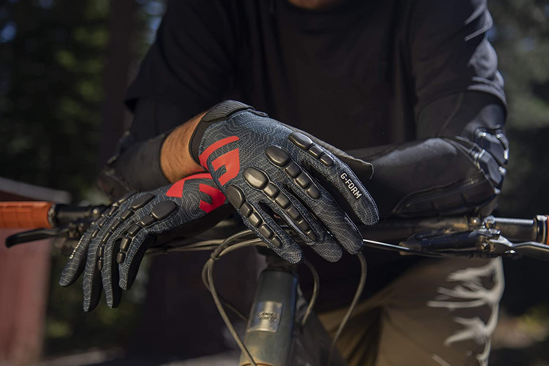 G-Form Pro Trail Gloves L Black