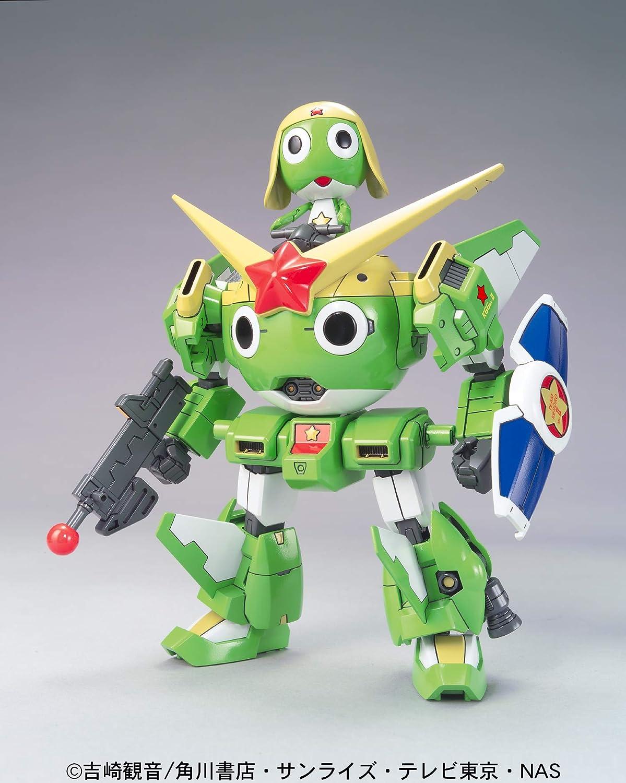 Bandai Hobby Keroro Plamo Collection Keroro Robo Mk II Keroro