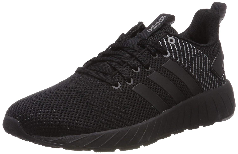 Schwarz(schwarz 000) adidas Herren Questar BYD Fitnessschuhe, Schwarz EU