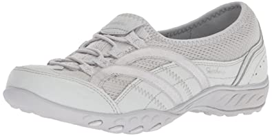 7ad1a20feb88d Skechers Sport Women's Breathe Easy Well Versed Sneaker,light grey,5 ...