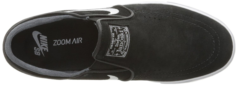 the best attitude 39c8a ea79e Amazon.com   Nike SB Zoom Stefan Janoski Slip-On Men s Skateboarding Shoe    Fashion Sneakers