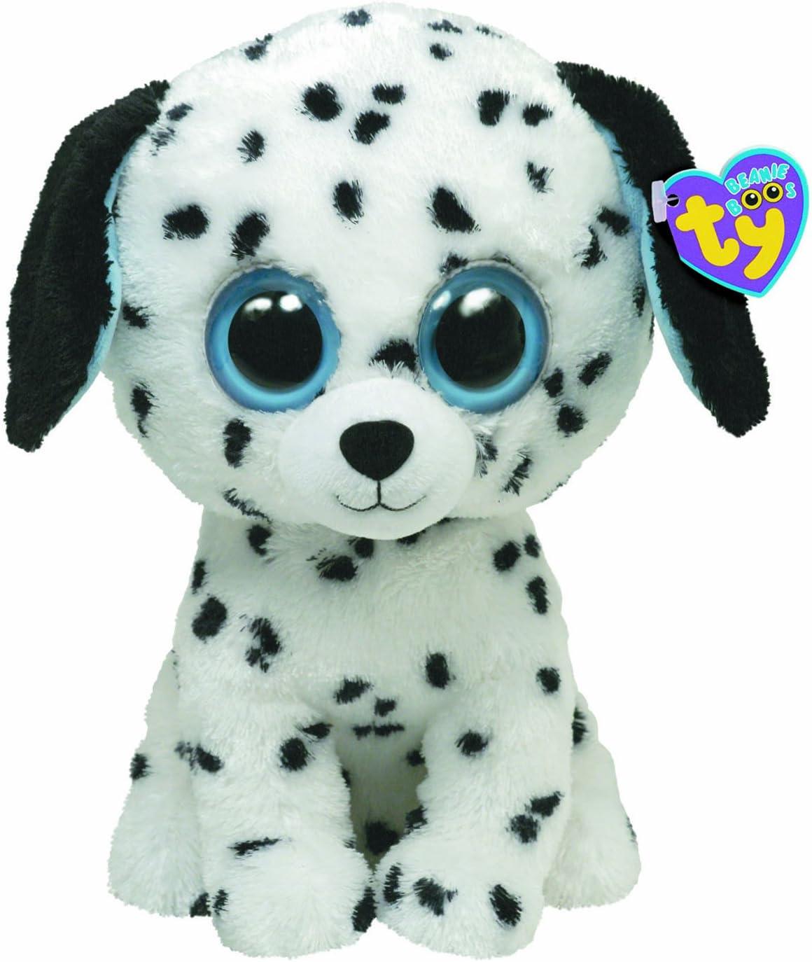 Ty - Perro de Peluche (TY36928): Amazon.es: Juguetes y juegos