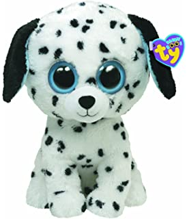 Amazon.com  TY Beanie Boo Exclusive Georgia the Dalmatian (Large ... c041c2dfb128