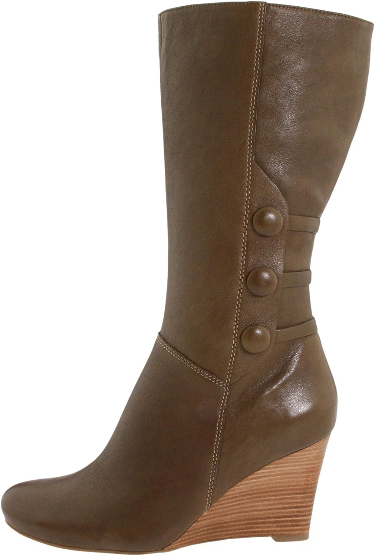 f078be12e0 Amazon.com | ECCO Women's Lulea Side-Zip Boot | Mid-Calf