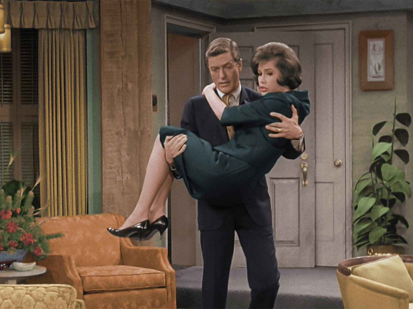 Dick Van Dyke's Tribute To Mary Tyler Moore