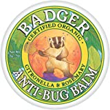Badger - - Anti Bug Balm, .75 Oz Cream