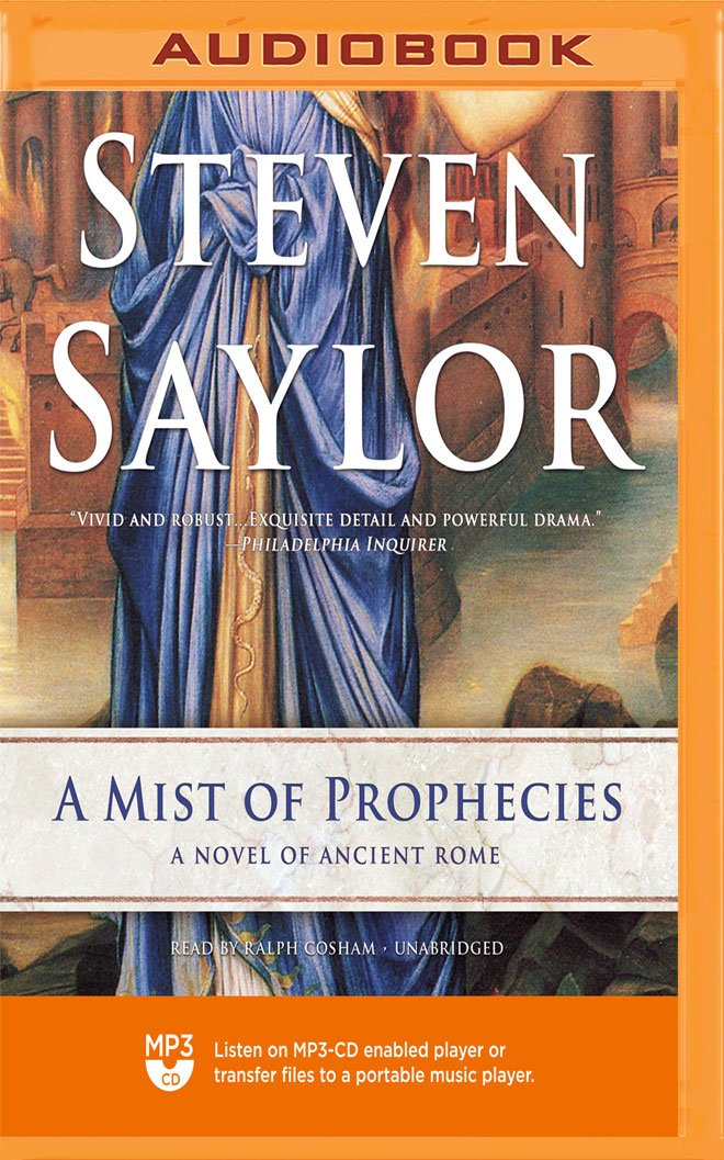 Read Online A Mist of Prophecies (The Roma Sub Rosa Series) pdf epub
