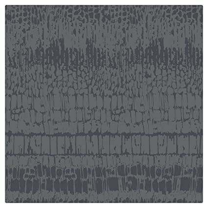 Haokhome  Black Pearlized Black Wallpaper Two Tone Color Decoration For Home Accent Wall