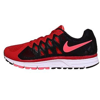 Nike Men's Zoom Vomero 9 , UNIVERSITY RED/HYPER PUNCH-BLACK, ...