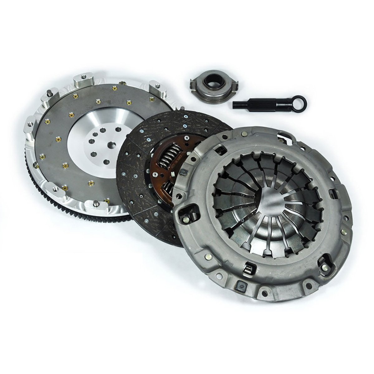 Amazon.com: EFT HD CLUTCH KIT+ALUMINUM RACE FLYWHEEL 3000GT VR-4 STEALTH R/T AWD 3.0L TURBO: Automotive