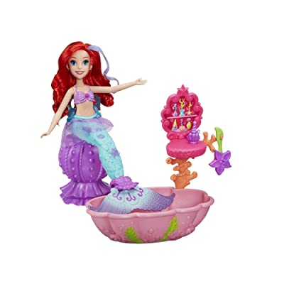 Disney Princess Color Change Spa: Toys & Games