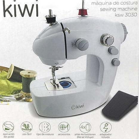 Máquina De Coser De Kiwi